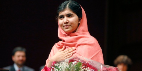 Malala Yousafszai