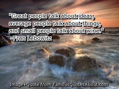 Great-people-talk-about